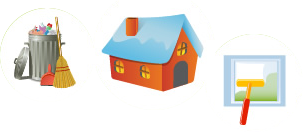 ご家庭の家具の移動やクロス張替など