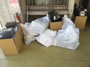 柏原市でゴミや不用品の片付け