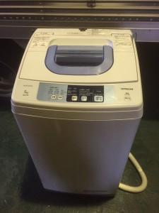 買取をさせていただいた洗濯機